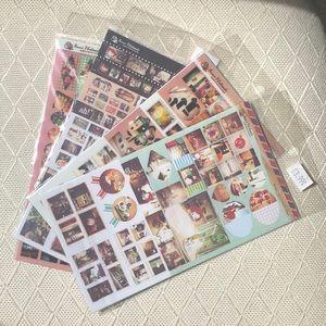 Other - BuJo Sticker Set 8 sheets